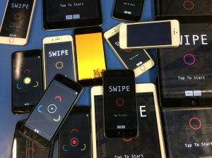 swipe image